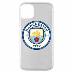 Чохол для iPhone 11 Pro Manchester City