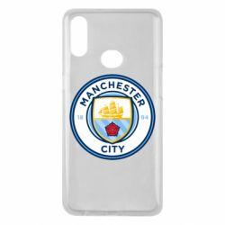 Чохол для Samsung A10s Manchester City