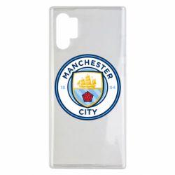 Чохол для Samsung Note 10 Plus Manchester City