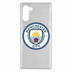 Чохол для Samsung Note 10 Manchester City
