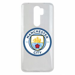 Чехол для Xiaomi Redmi Note 8 Pro Manchester City