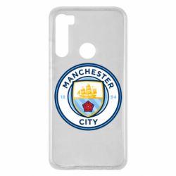Чехол для Xiaomi Redmi Note 8 Manchester City
