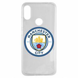 Чехол для Xiaomi Redmi Note 7 Manchester City