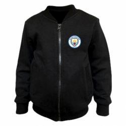 Дитячий бомбер Manchester City