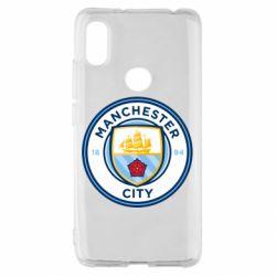 Чехол для Xiaomi Redmi S2 Manchester City