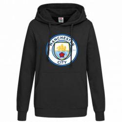 Толстовка жіноча Manchester City