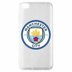 Чехол для Xiaomi Redmi Go Manchester City