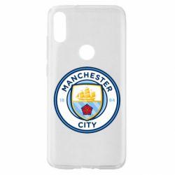 Чехол для Xiaomi Mi Play Manchester City