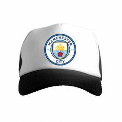 Дитяча кепка-тракер Manchester City