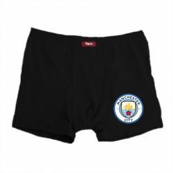 Чоловічі труси Manchester City