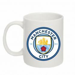 Кружка 320ml Manchester City