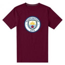 Чоловіча стрейчева футболка Manchester City