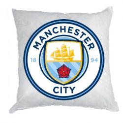 Подушка Manchester City