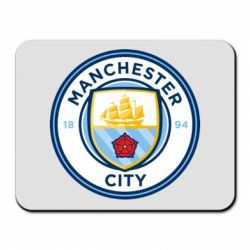Килимок для миші Manchester City