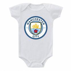 Дитячий бодік Manchester City