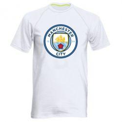 Чоловіча спортивна футболка Manchester City