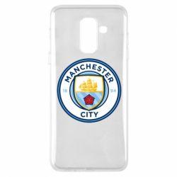 Чохол для Samsung A6+ 2018 Manchester City