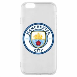 Чохол для iPhone 6/6S Manchester City