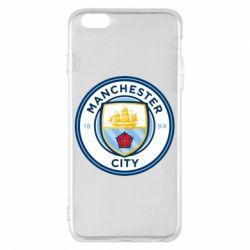 Чохол для iPhone 6 Plus/6S Plus Manchester City