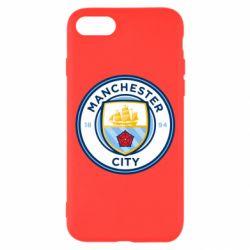 Чохол для iPhone 7 Manchester City