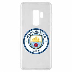 Чохол для Samsung S9+ Manchester City