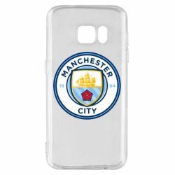 Чохол для Samsung S7 Manchester City