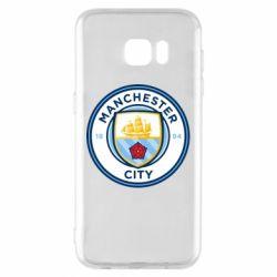 Чохол для Samsung S7 EDGE Manchester City