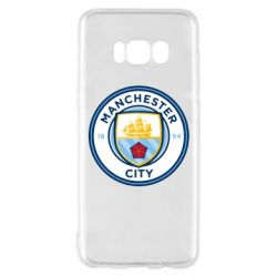 Чохол для Samsung S8 Manchester City