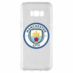 Чохол для Samsung S8+ Manchester City
