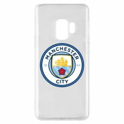 Чохол для Samsung S9 Manchester City