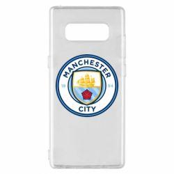 Чохол для Samsung Note 8 Manchester City