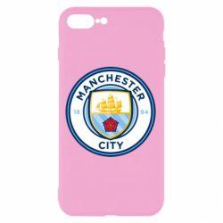 Чохол для iPhone 8 Plus Manchester City