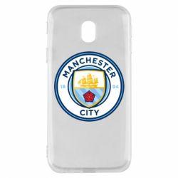 Чохол для Samsung J3 2017 Manchester City