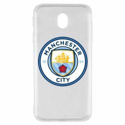 Чохол для Samsung J7 2017 Manchester City