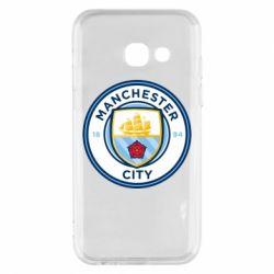 Чохол для Samsung A3 2017 Manchester City