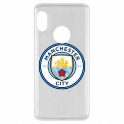Чехол для Xiaomi Redmi Note 5 Manchester City