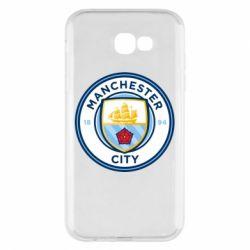 Чохол для Samsung A7 2017 Manchester City