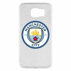Чохол для Samsung S6 Manchester City