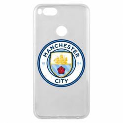 Чехол для Xiaomi Mi A1 Manchester City
