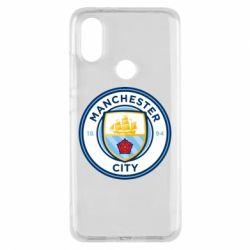 Чехол для Xiaomi Mi A2 Manchester City