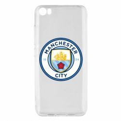 Чехол для Xiaomi Mi5/Mi5 Pro Manchester City