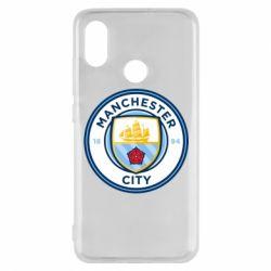 Чехол для Xiaomi Mi8 Manchester City