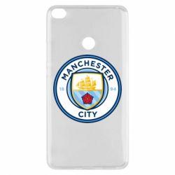 Чехол для Xiaomi Mi Max 2 Manchester City
