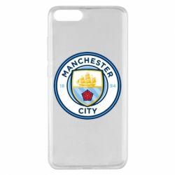 Чехол для Xiaomi Mi Note 3 Manchester City
