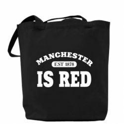 Сумка Manchester is red