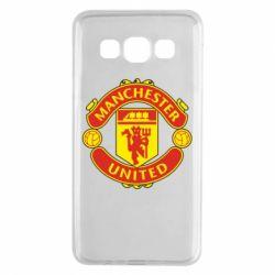 Чохол для Samsung A3 2015 Манчестер Юнайтед