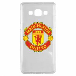 Чохол для Samsung A5 2015 Манчестер Юнайтед