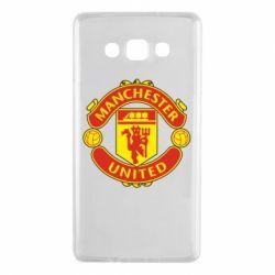 Чохол для Samsung A7 2015 Манчестер Юнайтед