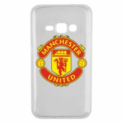 Чохол для Samsung J1 2016 Манчестер Юнайтед