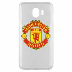 Чохол для Samsung J4 Манчестер Юнайтед